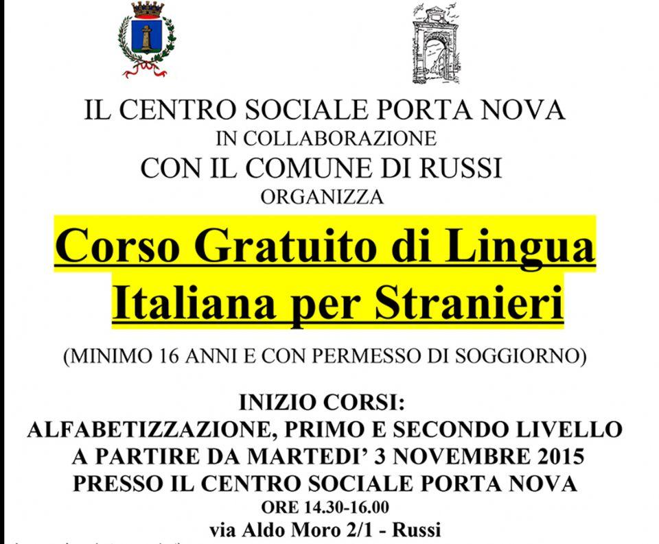 Centro Sociale Porta Nova   Benvenuti